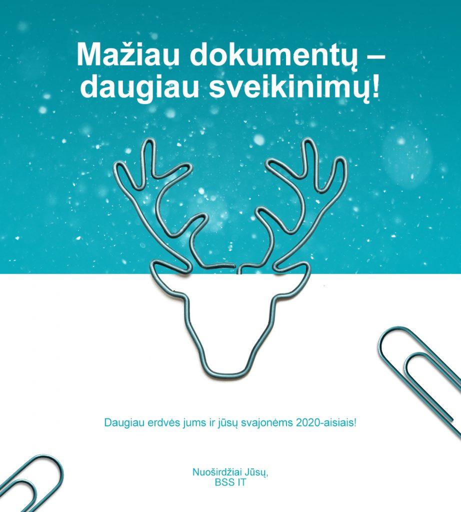 BSS IT 2019 Kalėdos